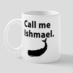 Moby Dick I Mug