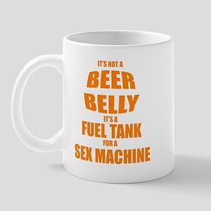 Beer Belly Mug