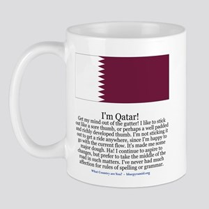 Qatar Mug