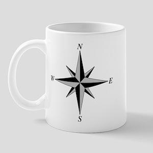 North Arrow Mug
