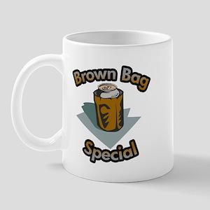 Brown bag special Mug