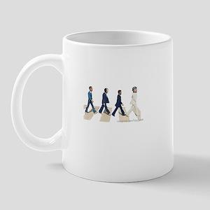 FDR,JFK,Clinton,Obama Mug