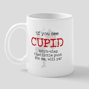 Bitch-Slap Cupid Mug
