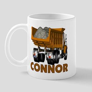 Connor Construction Dumptruck Mug