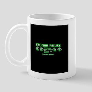 Stoner Rules Mug