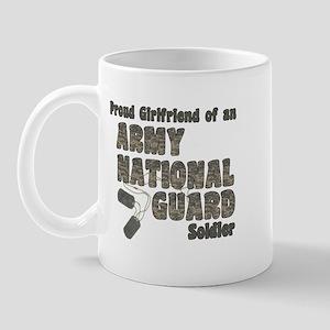 National Guard Girlfriend (tags) Mug