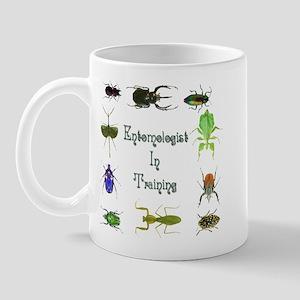 Entomologist In Training 2 Mug