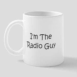 I'm The Radio Guy Mug