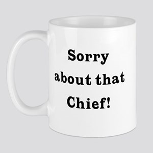 Sorry about that... Mug