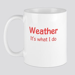 Weather Forecaster Mug
