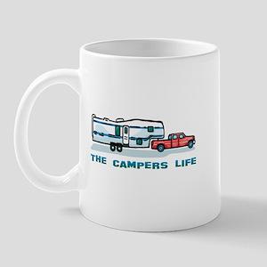 The campers life Mug