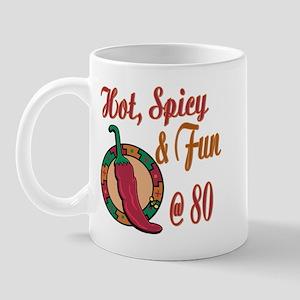 Hot N Spicy 80th Mug