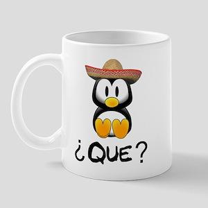 Que? Mug