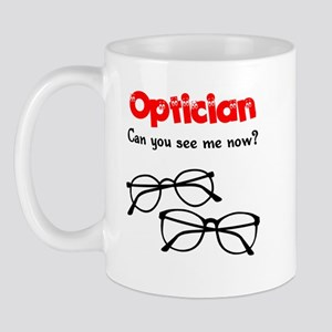 Optician Mug