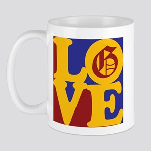 German Love Mug