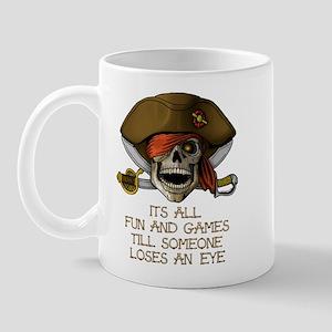 Its All Fun & Games Mug