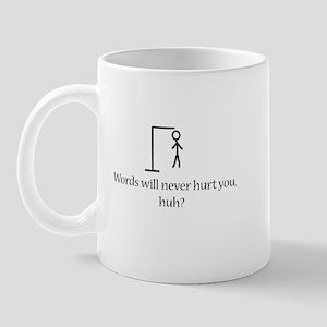 Hang Man Mug