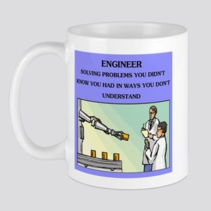engineer engineering joke Mug