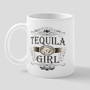 Tequila Girl Buckle Mug