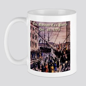 The Boston Tea Party Mug