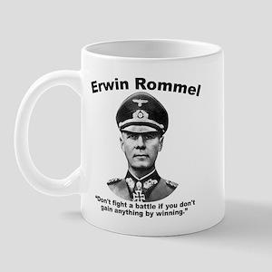 Rommel: Don't Fight Mug