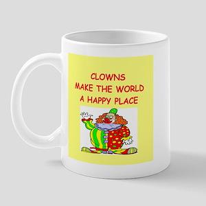 clowns Mug