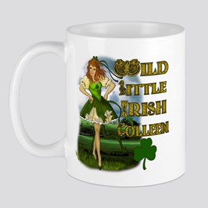 Wild Little Irish Colleen Mug