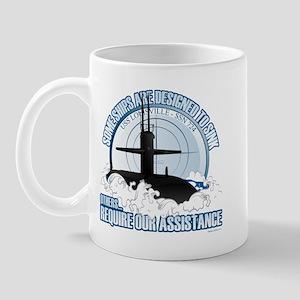 Designed to Sink Mug