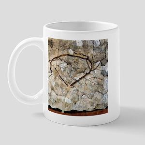Egon Schiele Autumn Tree In The Wind Mug