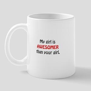 My Girl is awesomer than your Mug