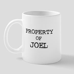 Property of Joel Mug