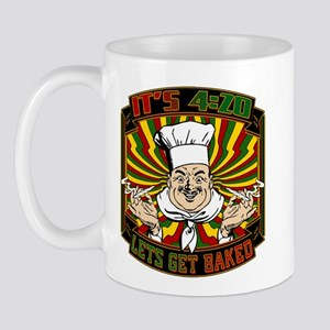 Its 420 - Lets Get Baked Mugs