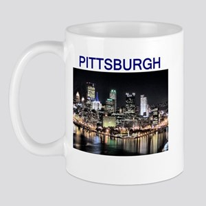 pittsburgh gifts and tee-shir Mug