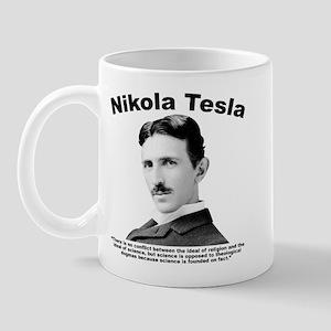 Tesla: Religion Mug