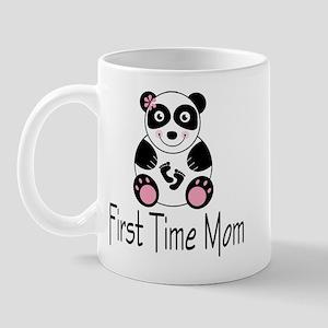 First Time Mom Mug