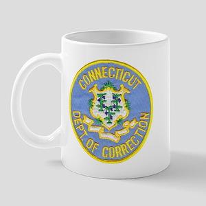 Connecticut Correction Mug