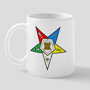 O.E.S. Mug