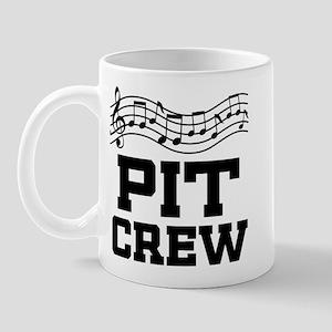 Pit Crew Marching Band Mug
