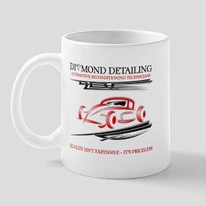Automotive Detailing Mug