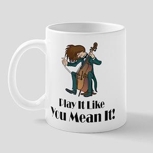 Play The Cello Mug