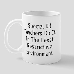 Special Teachers 11 oz Ceramic Mug