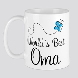 Oma (World's Best) Mug