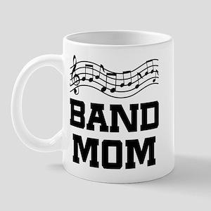 Band Mom Staff Mug
