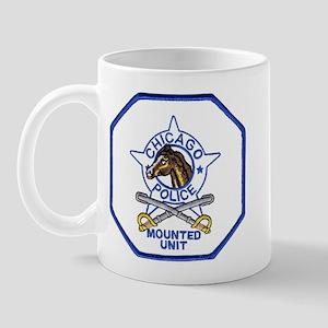 Chicago Mounted Police Mug