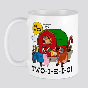 Two-I-E-I-O Mug Mugs