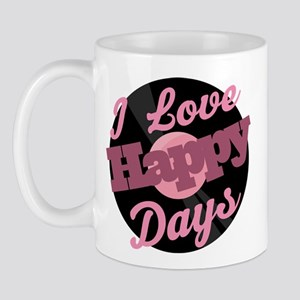 I Love Happy Days Mug