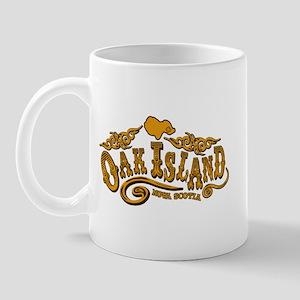 Oak Island Saloon Mug
