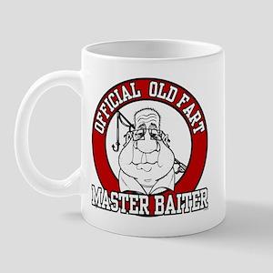 Official Old Fart - Master Baiter Mug
