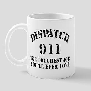 Tough Job 911 Mug