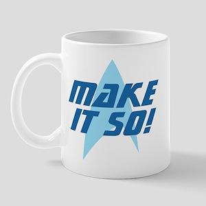 Star Trek: Make It So! Mug